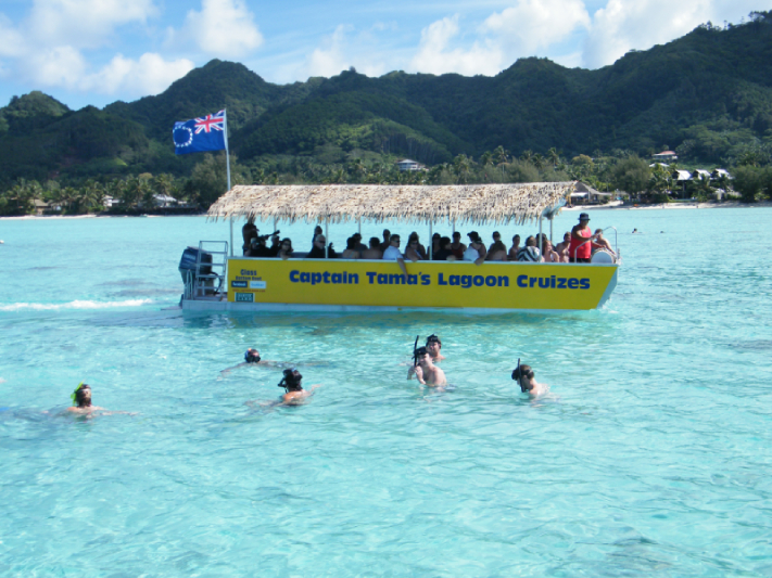 Captain Tama's Lagoon Cruises