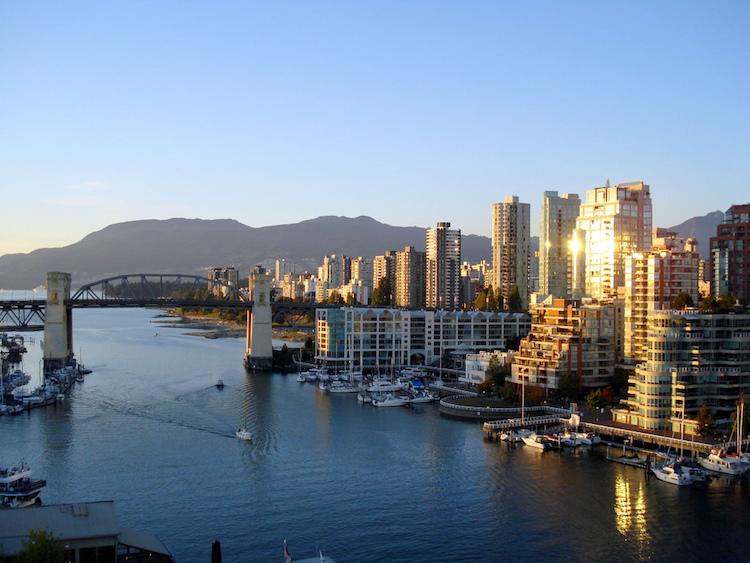 Vancouver. Credit: JamesZ_Flickr/Flickr.com