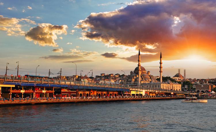 Istanbul. Credit: iStock.com