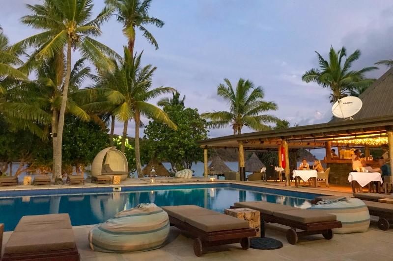 Paradise Cove Resort, Naukacuvu Island, Fiji