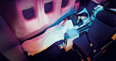 Virgin Australia 1.88m flat bed