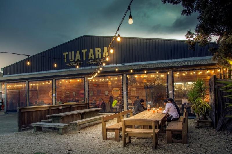 Tuatara Tap Room
